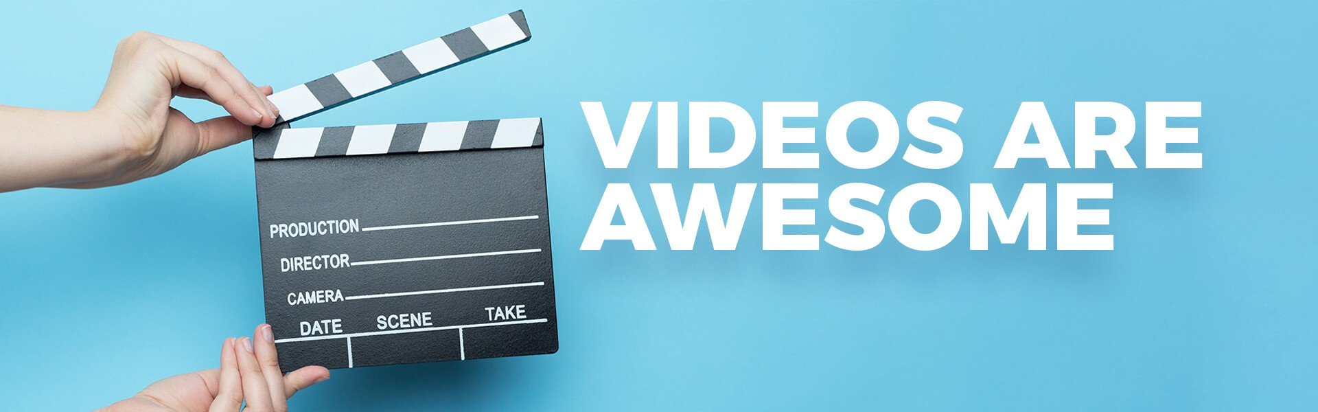 Impressive facts about videos that show they rule content creation and consumption.