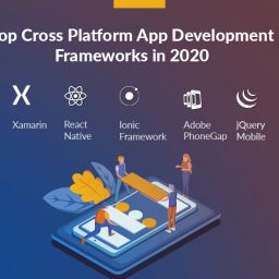 Top Cross Platform App Development Frameworks in 2020