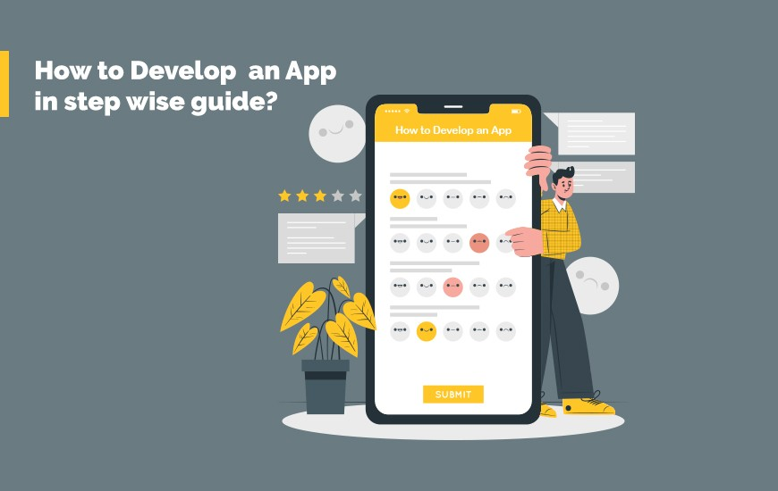 How to Develop an App in step wise guide COVER COVER