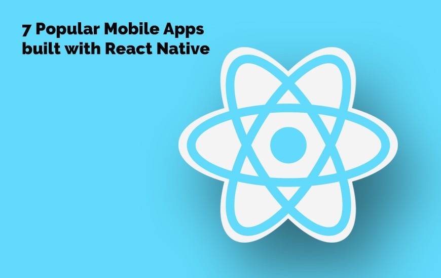 Mobile Apps built with React Native_cover