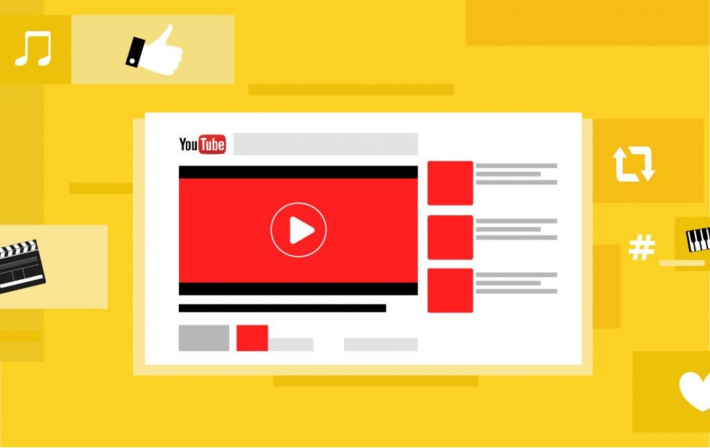 How to make a YouTube video-small