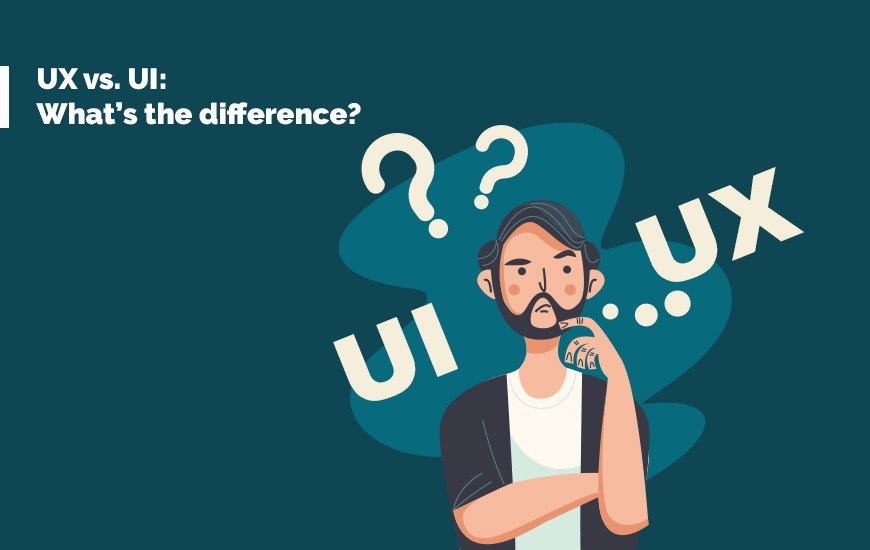 UX vs Ui What's the difference cover