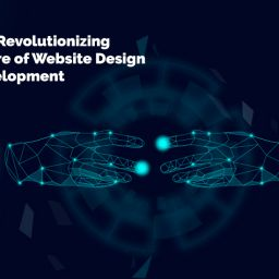 AI & IoT Revolutionizing the Future of Website Design and Development cover