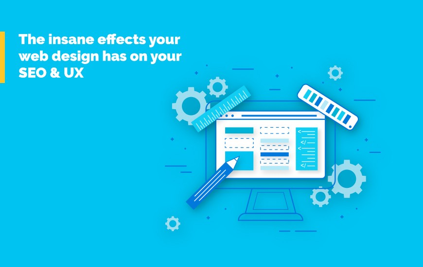 effects your web design has on your SEO & UX_cover